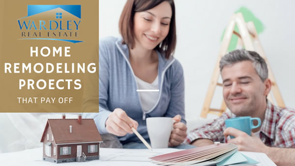 7 home remodeling projects that pay off for Home improvement roi